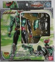 BANDAI Kamen Masked Rider Kiva GE-38 Chogokin Die-cast Toy Unopened Japan - $119.99