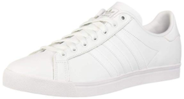 adidas Originals Men's Coast Star Sneaker, White, Grey, 11 Medium, Brand... - $64.99