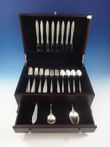 Spanish Lace by Wallace Sterling Silver Flatware Service Set 35 Pieces - $1,695.00
