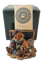 Boyd's Bears Miss Bruine & Bailey the Lesson Teacher Vintage w Box Style... - $19.80