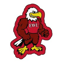 "Fanmats NCAA Eastern Washington Eagles ""Swoop"" Mascot Mat Area Rug 2-4 Day Del. - $39.59"