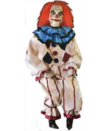 Dead Silence 2 Mary Shaw Clown Puppet Prop Licensed Scary Halloween Deco... - $149.99