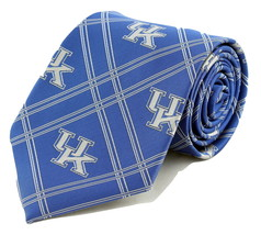Kentucky Wildcats Mens College Necktie University Logo Fashion Neck Tie ... - $32.95