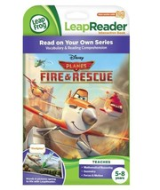 Leap Frog Leap Reader (Tag) Interactive Book - Disney Planes Fire & Rescue  - $11.83
