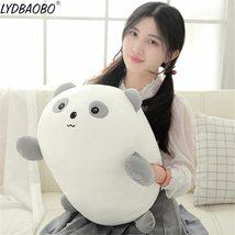 90cm Giant Cute Panda&Pig Animal Plush Baby Soft Stuffed Sofa Pillow Hand Warm D image 3