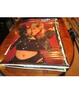 "Samantha , POSTER ,  27"" X 40"" , Samantha Fox , Rare , Vintage , Collect... - $49.91"
