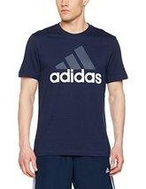 adidas Men Tshirt Athletics Essentials Tee Training Running Fitness Gym S98732 (