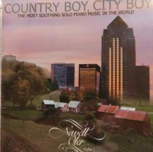 Country Boy-City Boy by Oler, Newell  Cd image 1