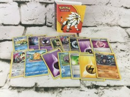 Pokemon Trading Cards Lot Holder Metallic Persian - $11.88