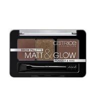 TOP NEW CATRICE Eyebrow palette Matt & Glow - 020 Hot Chocoholic - $8.73