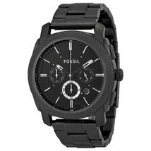 Fossil Machine Chronograph Black Dial Men's Watch FS4662 - $234.60