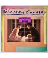 Sixteen Candles Original Motion Picture Soundtrack LP Vinyl Record - $65.95