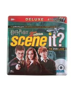 Scene It Scene It? Harry Potter 2nd Edition the DVD Board Game Incomplet... - $17.72