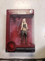 "Daenerys Targaryen Action Figure Game Of Thrones Khaleesi 6"" Funko - $16.45"
