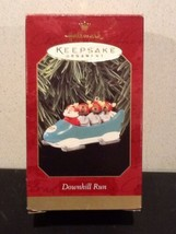 Hallmark Keepsake Ornament - Downhill Run - 1997 - QX6705 - EUC - $4.95