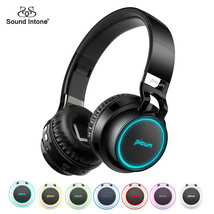 2019 Bluetooth Headphone Bass Wireless Headphones with MIC Light Support... - $31.21