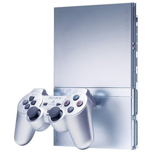 PlayStation 2 Slim Silver [video game]