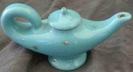 Vintage Collectible Miniature Johgus Genie Lamp Pitcher - Denmark - CUTE PIECE - $9.89