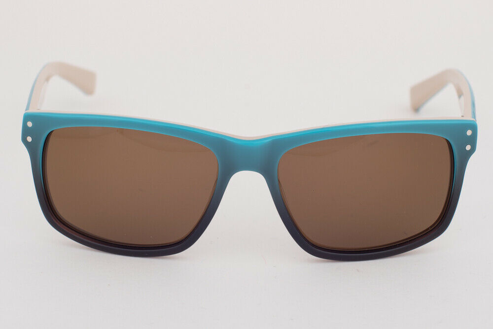 NIKE VINTAGE 80 Sport Turquoise / Brown Sunglasses EV0632 326