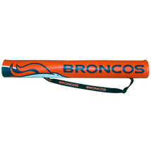 "Denver Broncos 6 Cans 28""x5""x3"" Heavy Duty Vinyl Can Shaft Insulated Cooler - $611,09 MXN"