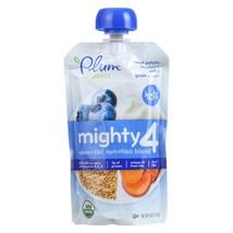 Plum Organics Plum Mighty 4 Tots Snacks Blueberry Sweet Potato Millet - ... - $14.70