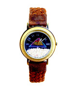 1995 NFL Pro Bowl Hawaii New Fossil, Authentic Players Logo Watch 200 Ma... - $196.86