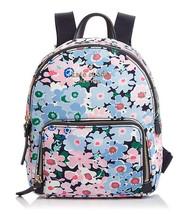 Kate Spade Nylon Backpack watson lane daisy garden small hartley ~NWT~ $178 - $131.87