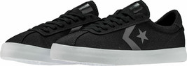 CONVERSE BREAKPOINT OX SKATEBOARDING MEN SHOES BLACK/WHITE 155778C SIZE ... - $59.39