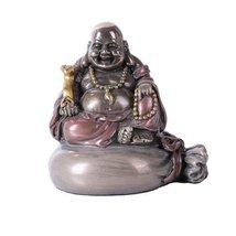 Small Maitreya Buddha Figurine Buddhism Statue - $15.44