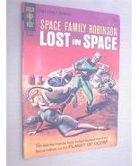 Lost in Space Family Robinson 19 Gold Key Comics 1966 Sci-Fi Aliens - $6.99