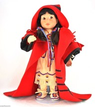 Winter Baby Porcelain Doll Signed by Carol Theroux Artist's Limited Edit... - $64.95