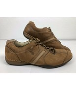 Red Wing 4756 Brown Leather Lace Up Sneaker Shoes Casual Sz 11D - $39.59