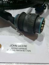 Wiring Harness DIESEL ENGINE John Deere RE117370 OEM image 2
