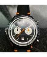 Mens Breitling Chronomatic ref.7651 48mm Automatic Chronograph, c.1970s ... - $5,311.85