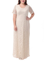 Lace maxi Dresses at Bling Brides Bouquet- Online Bridal Store image 8