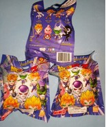 Dragon Ball Z series 1 Original Minis Mini Blind Bag - 3 packs SEALED NE... - $12.50