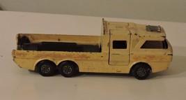 1972 Matchbox Super Kings K7 Racing Car Transport [Lesney Productions] - $4.95