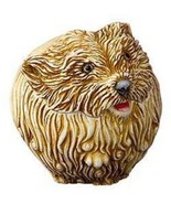 Harmony Kingdom 'Brando' Dog Retired Roly Poly Trinket Box NEW - $24.95