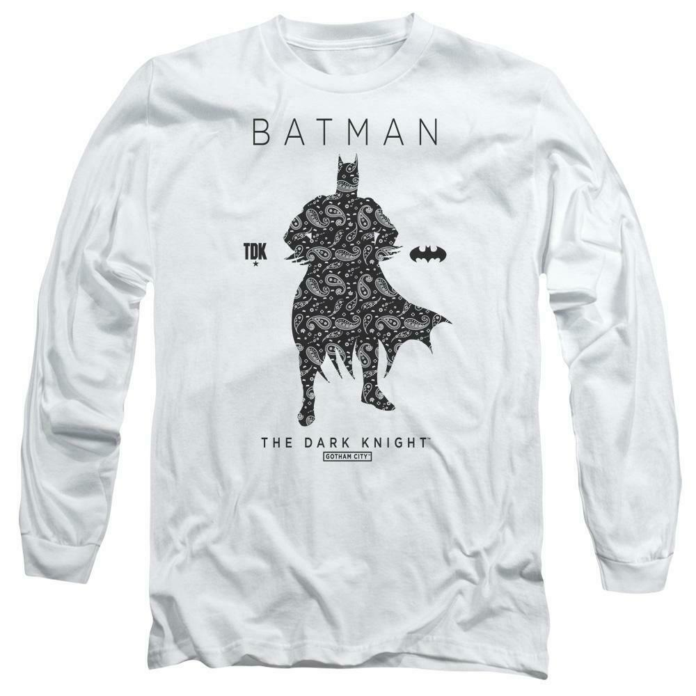 DC Comics Batman The Dark Knight Gotham City Superhero graphic T-shirt BM2618