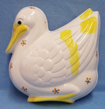 CERAMIC GAILSTYN SUTON PELICAN WALL HANGING DECOR JAPAN - $13.16