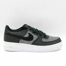 Nike Air Force 1 LV8 (GS) Boys Low Top Sneakers Size 6.5Y Black Gray 820... - $93.28