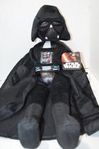 "Star Wars Darth Vader 26"" Plush Doll Disney NEW - $15.20"