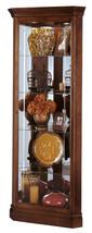 Howard Miller 680-345 (680345) Lyndwood Lighted Curio Cabinet - Windsor ... - $742.70