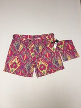 Polo Ralph Lauren Swim Trunks Mens Size 36 Pink Multi Color NWT $165 - $52.25