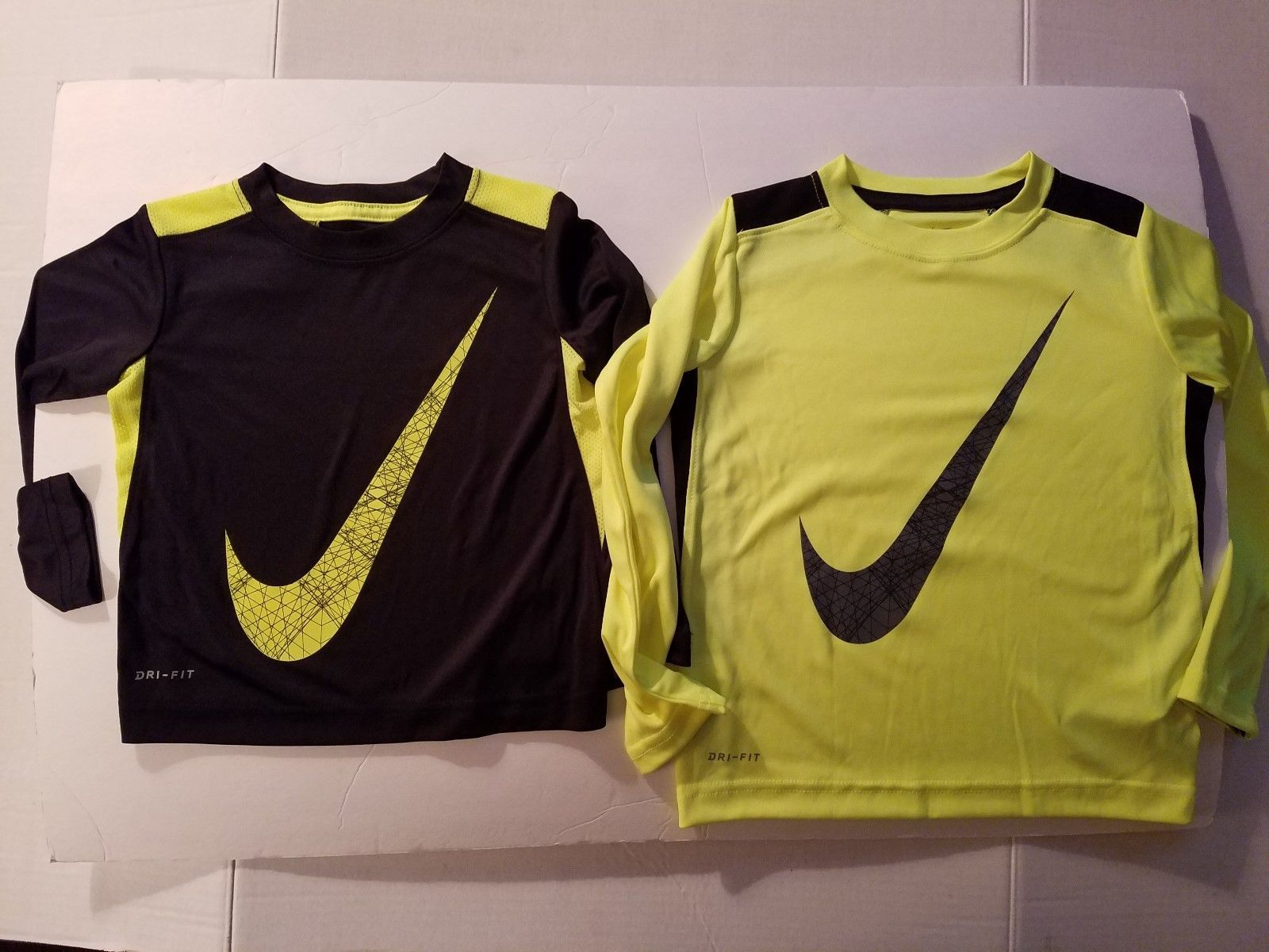 Nike Toddler Boys Dri Fit Long Sleeve Shirts and 50 similar