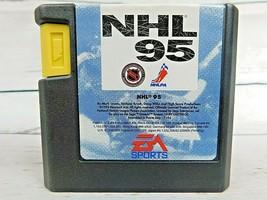 NHL 95 (Sega Genesis, 1994) Great Pre-Owned [Cartridge Only] - $9.03