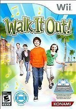 Walk it Out (Nintendo Wii, 2010) BRAND NEW SEALED RARE - $23.27