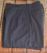 MEN'S Light Weight - Navy Blue - Pleated IZOD Shorts - Size 34 - $12.60