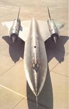 EDWARDS CA NASA AMES DRYDEN FLIGHT RESEARCH FACILITY~YF-12C BLACKBIRD PO... - $7.97