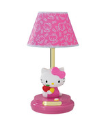 Hello Kitty Pink  Children's  Table Lamp - $47.97